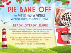Jenny Oliver's Pie Bake Off