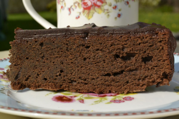 Sacher-Torte from Melting Ms Frost by Kat Black