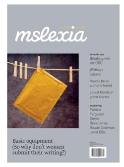 Mslexia Cover