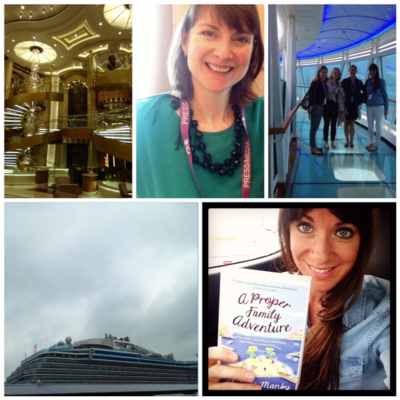Novelicious Goes...Sailing with Chrissie Manby