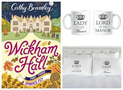 Wickham Hall Lord and Lady Set