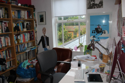 Mike Gayle's Writing Room