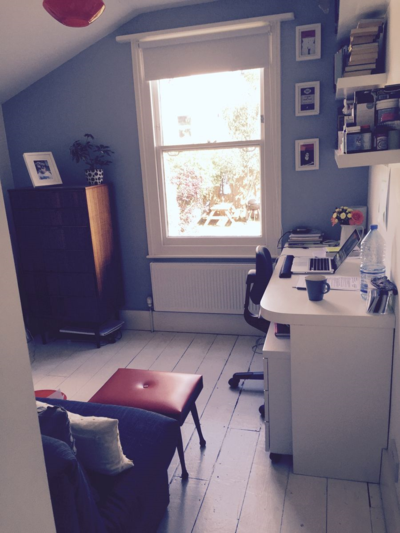 Jo Bloom's Writing Room