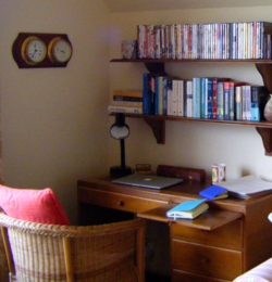 Mairi Wilson's Writing Room