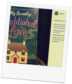 Conditional Love Cathy Bramley Book Club