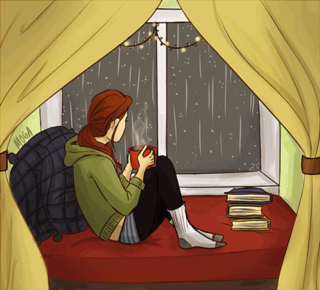 Rainyreading