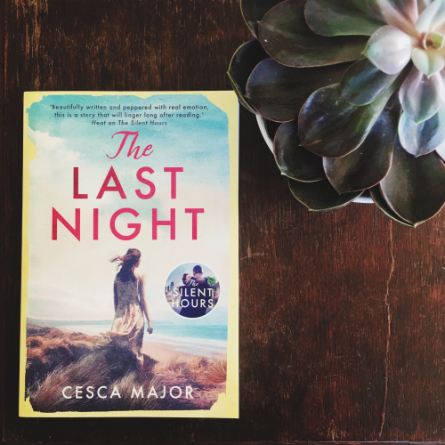 The last night by Cesca Major